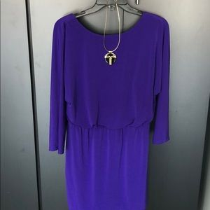 Trina Turk Dress and Necklace